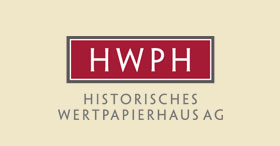 Logo HWPH Historisches Werpapierhaus AG