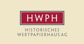 Logo HWPH Historisches Werpapierhaus AG