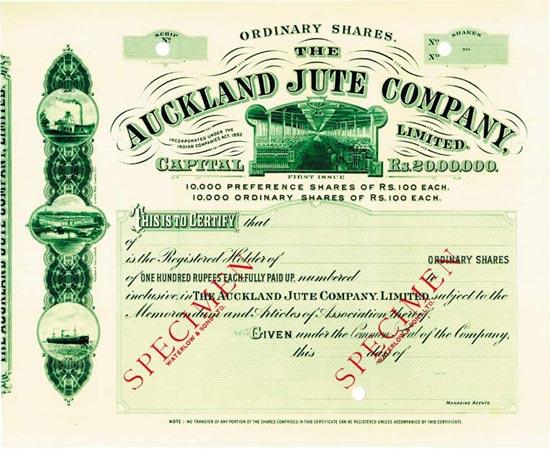 Auckland Jute Company