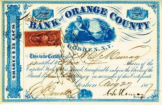 Bank of Orange County