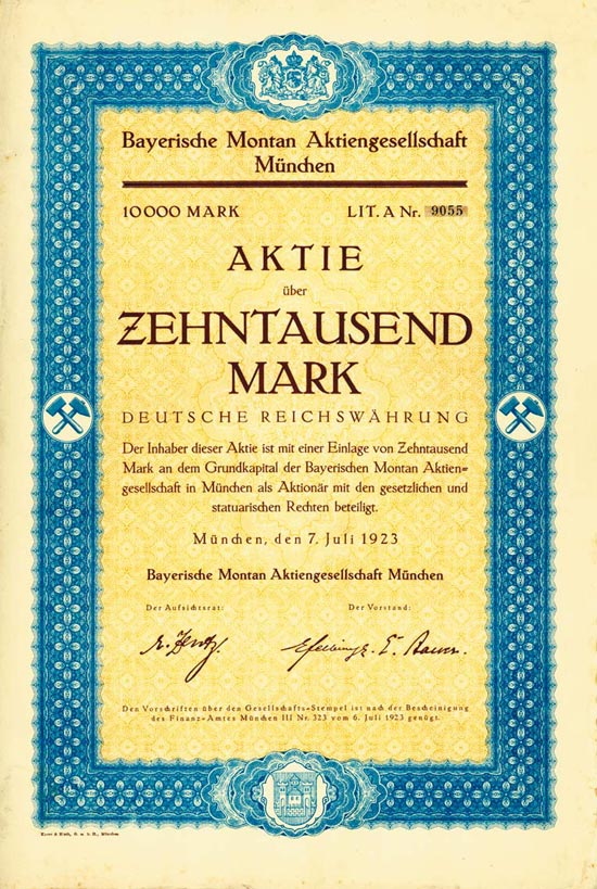 Bayerische Montan AG