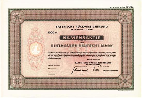 Bayerische Rückversicherung AG