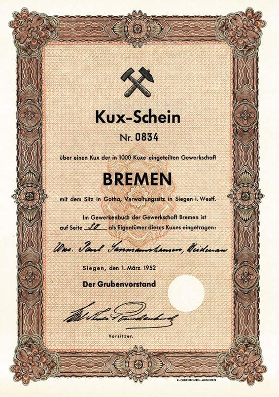 Gewerkschaft Bremen