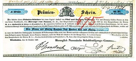 Herzoglich Nassauische Schuldentilgungs-Commission