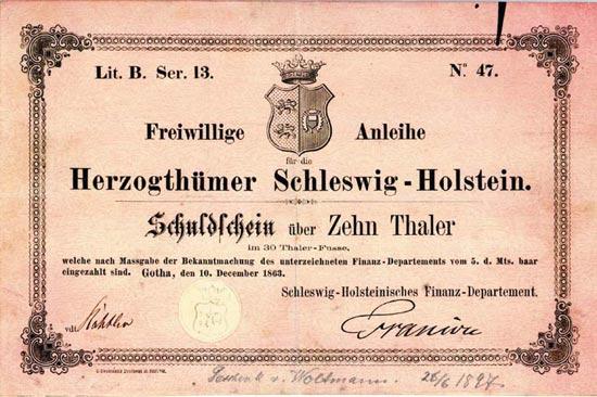 Herzogthümer Schleswig-Holstein