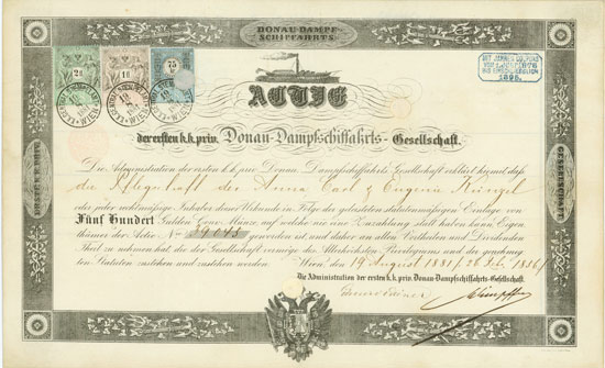 Erste k. k. priv. Donau-Dampfschiffahrts-Gesellschaft
