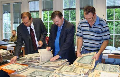 11. Auktion für Historische Wertpapiere