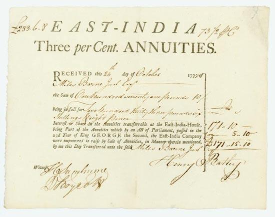 East-India Company