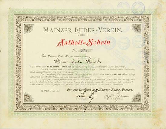Mainzer Ruder-Verein
