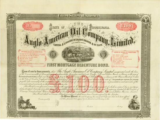 Anglo-American Oil Company, Limited