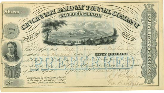 Cincinnati Railway Tunnel Company