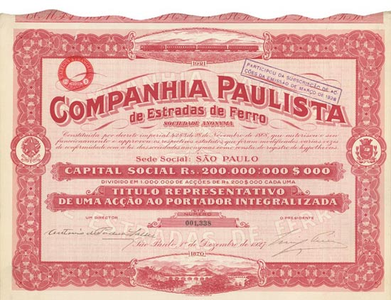 Companhia Paulista de Estradas de Ferro