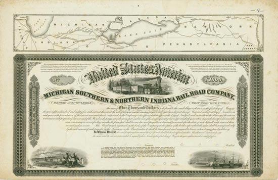 Michigan Southern & Northern Indiana Railroad