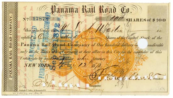 Panama Rail Road Co.