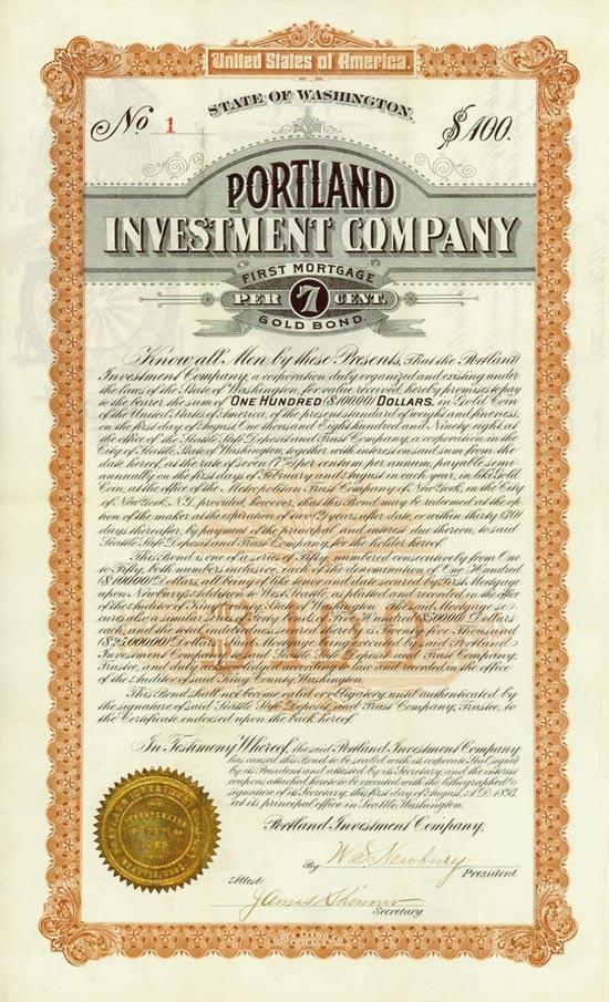 Portland Investment Company