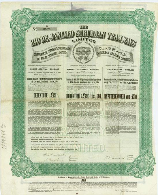Rio de Janeiro Suburban Tramways Limited