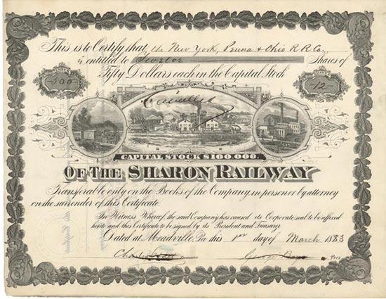 Sharon Railway