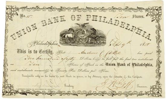 Union Bank of Philadelphia