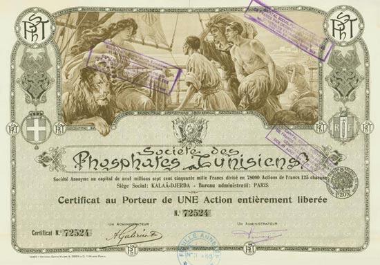 Société des Phosphates Tunisiens