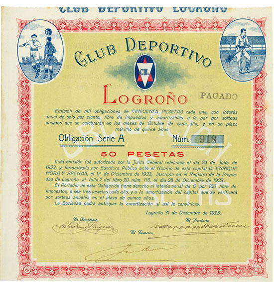 Club Deportivo Logroño