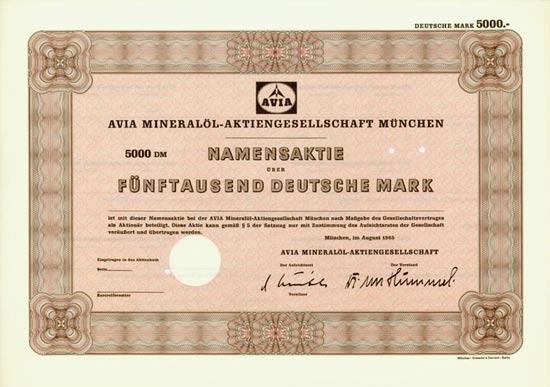 Avia Mineralöl-AG