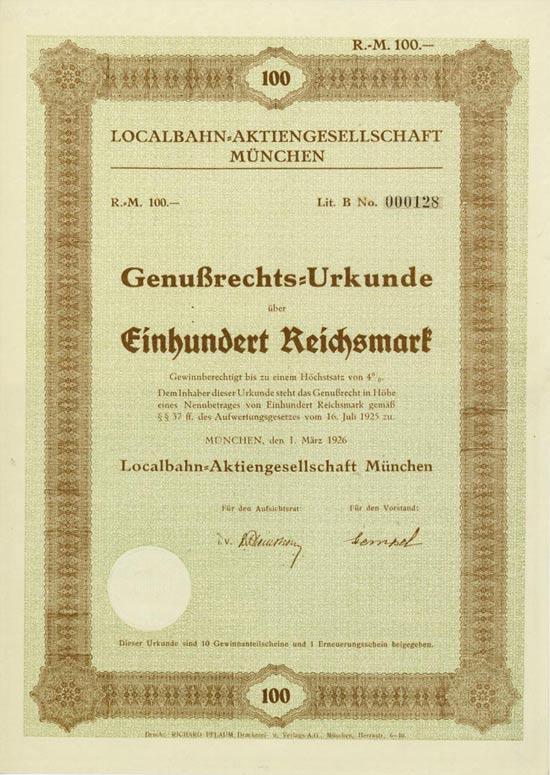 Localbahn-AG