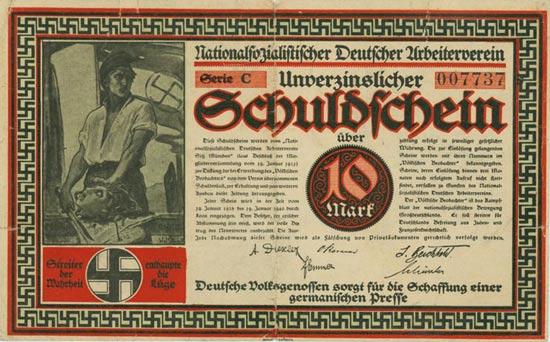 Nationalsozialistischer Deutscher Arbeiterverein