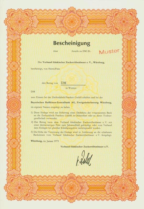 Verband Fränkischer Zuckerrübenbauer e. V.