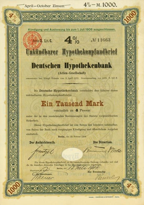 Deutsche Hypothekenbank AG