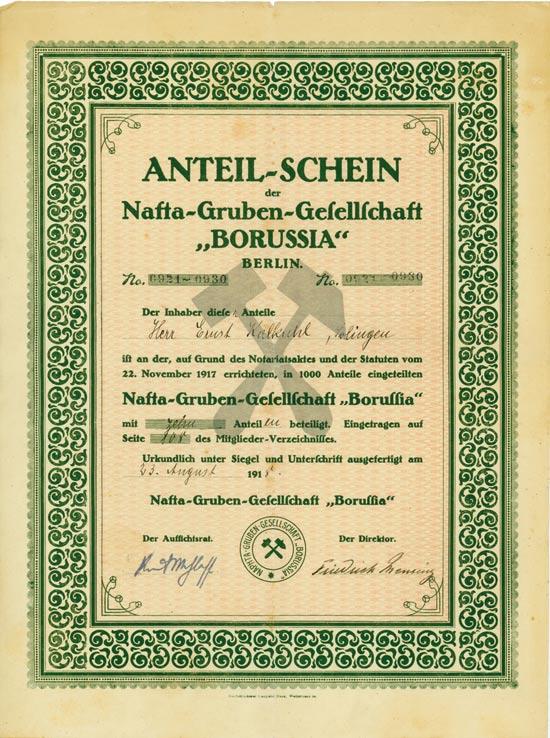 Naphta-Gruben-Gesellschaft