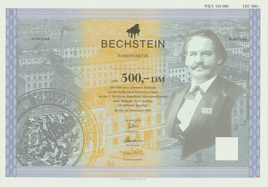C. Bechstein Pianoforte AG