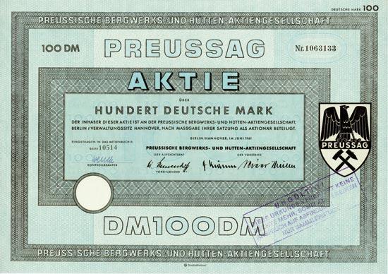 Preussag AG