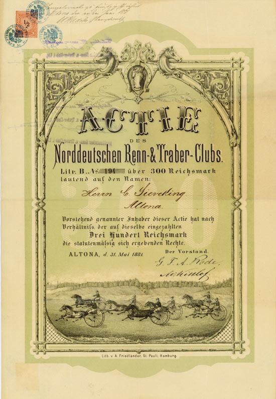 Norddeutscher Renn- & Traber-Club