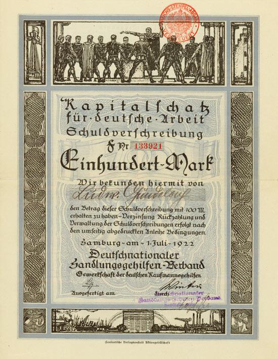 Deutschnationaler Handlungsgehilfen-Verband