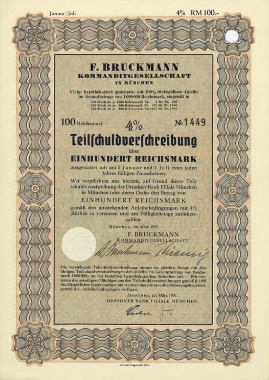 F. Bruckmann KG