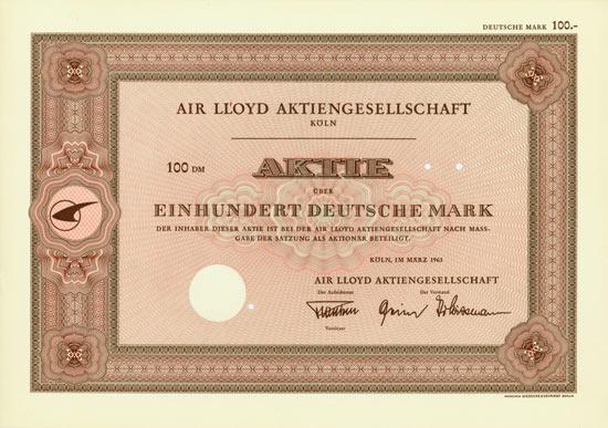 Air Lloyd AG