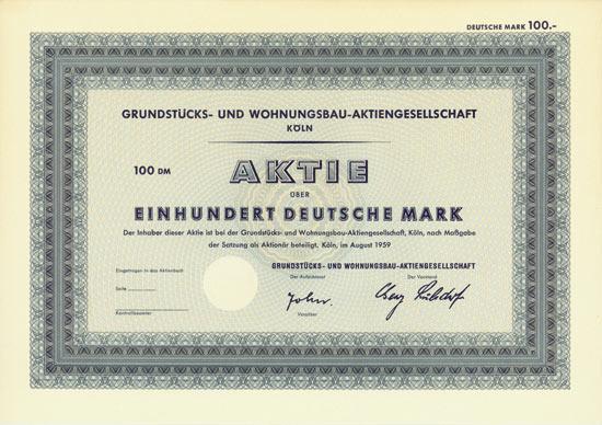 Grundstücks- und Wohnungsbau-AG
