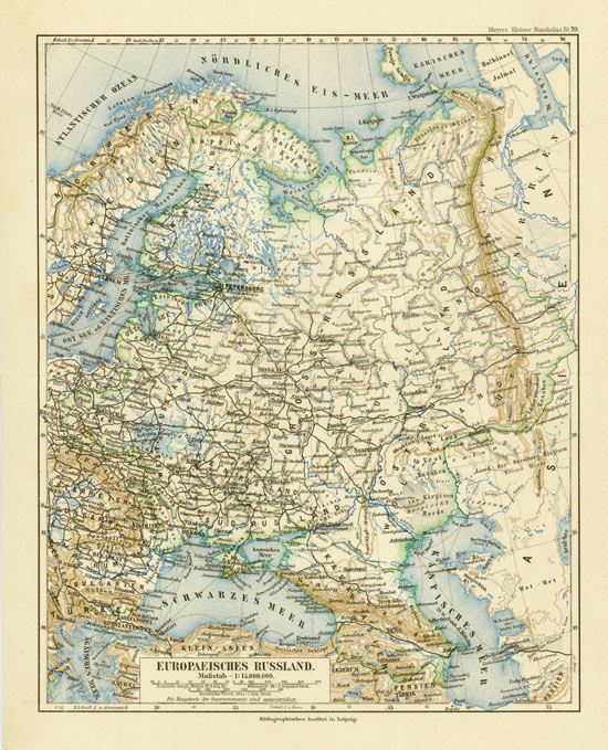 Europaeisches Russland