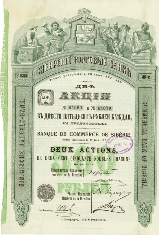 Sibirische Handels-Bank