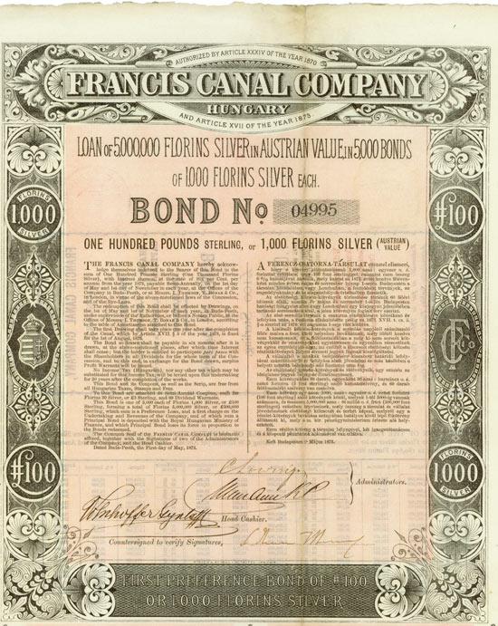 Francis Canal Company