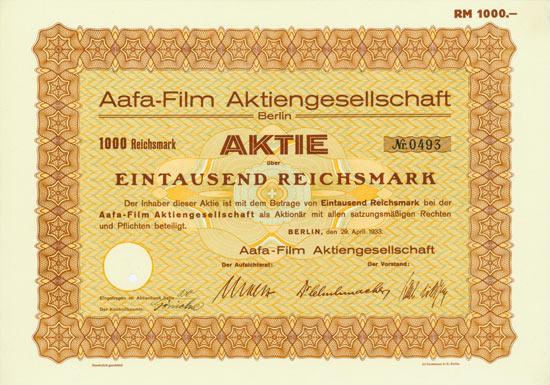Aafa-Film AG