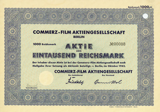 Commerz-Film AG