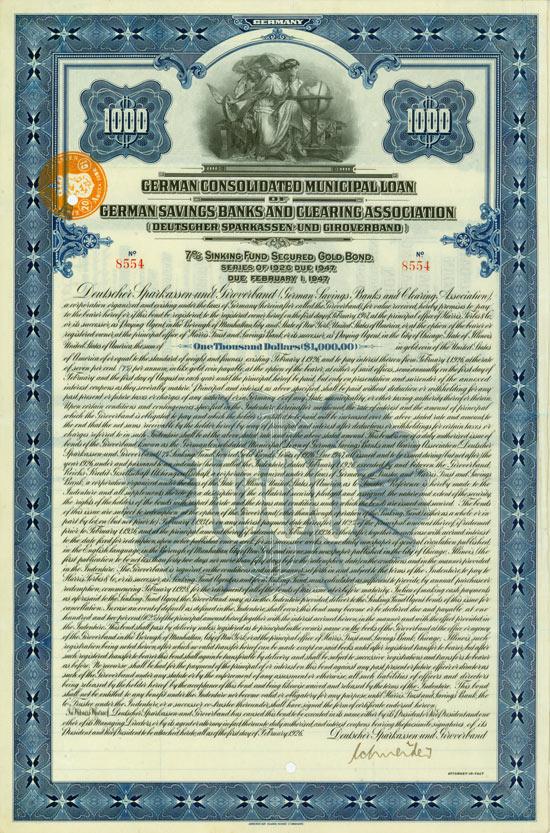 German Savings Banks and Clearing Association (Deutscher Sparkassen- und Giroverband)