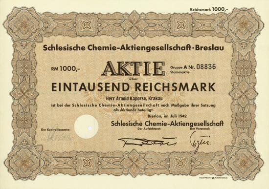 Schlesische Chemie-AG