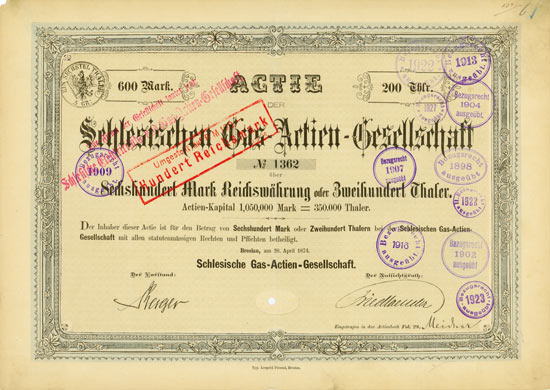 Schlesische Gas-AG