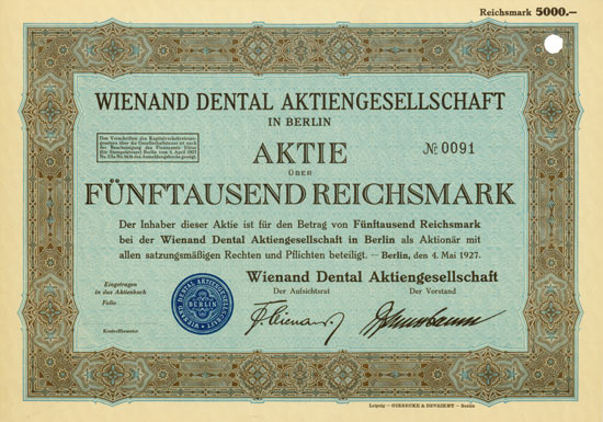 Wienand Dental AG