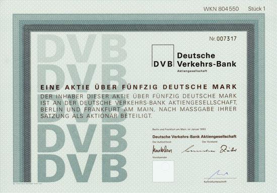 Deutsche Verkehrs-Bank AG