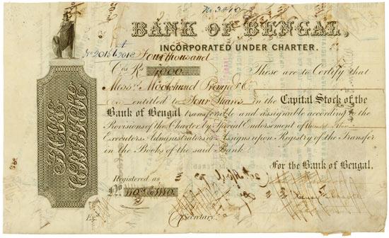 Bank of Bengal