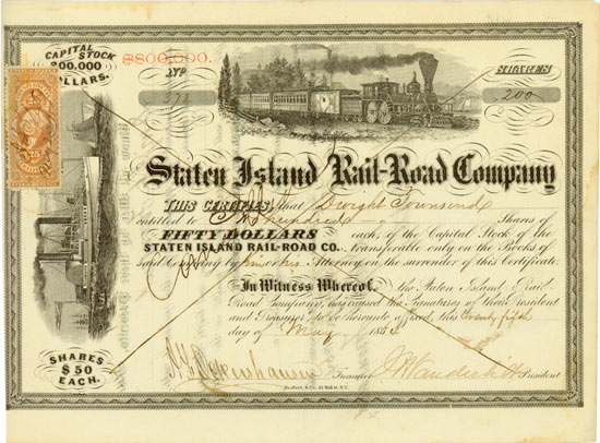 Staten Island Rail-Road Company