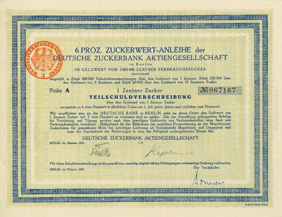 Deutsche Zuckerbank AG